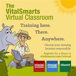 The VitalSmarts Virtual Classroom
