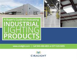 Ciralight eBook- A Buyer's Guide to Evaluating Industrial Lighting