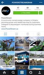 PowerStream Adds Instagram to Social Media Roster