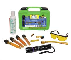 Complete GLO-STICK kit for small to medium size AC&R systems