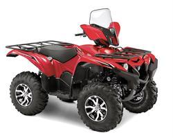 Yamaha, Yamaha Grizzly, Grizzly ATV, Utility ATV, 4x4, ATV