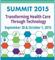 VITL Summit '15 Health Information Technology Conference, Sept. 30 & Oct. 1 2015