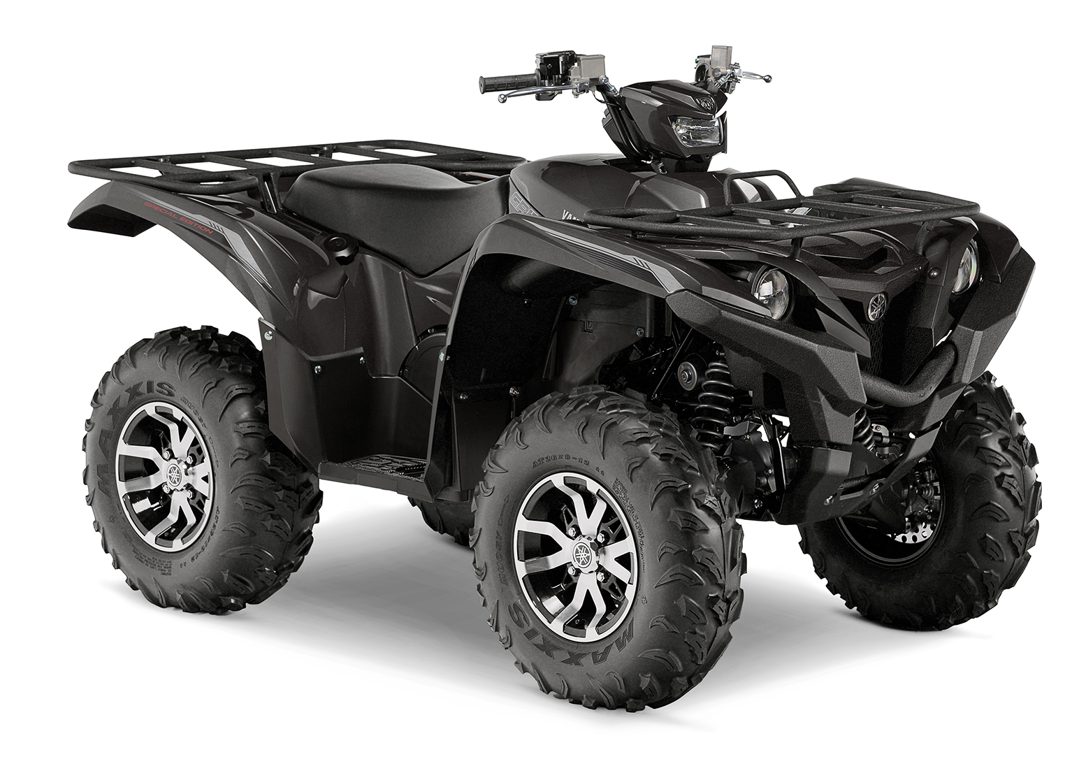 Yamaha introduces 2016 grizzly eps 4x4 atv for What year is my yamaha atv
