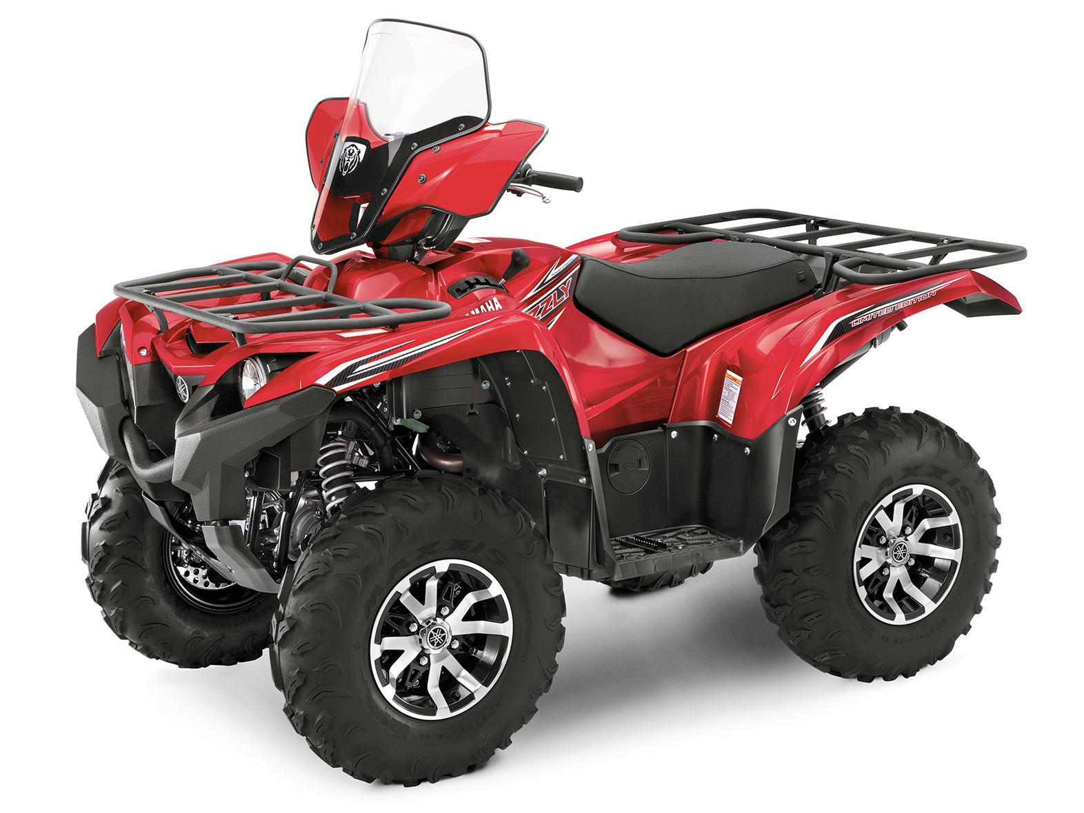 yamaha introduces 2016 grizzly eps 4x4 atv. Black Bedroom Furniture Sets. Home Design Ideas