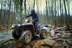 Yamaha Grizzly, Grizzly LE, Limited Edition, Grizzly ATV, ATV, 4x4, utility ATV