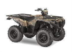 Yamaha Grizzly, Grizzly ATV, 4x4 ATV, utility ATV, OHV, camo, Realtree, Realtree Xtra