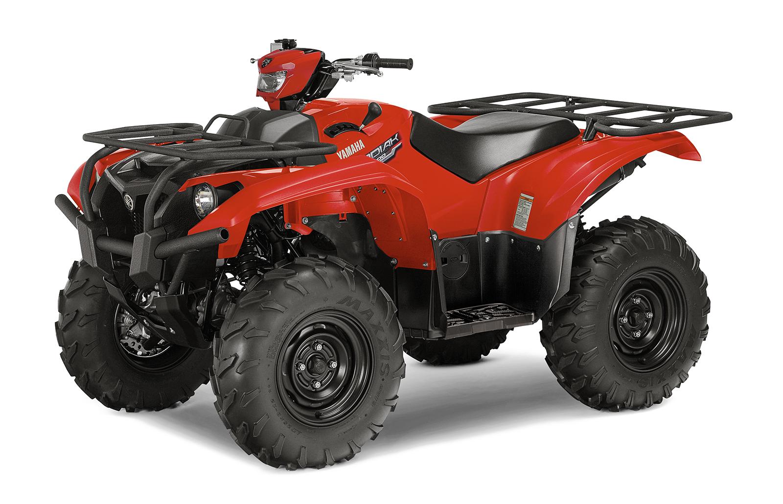 Yamaha Announces Hard Working 2016 Kodiak 700 4x4 Utility ATV