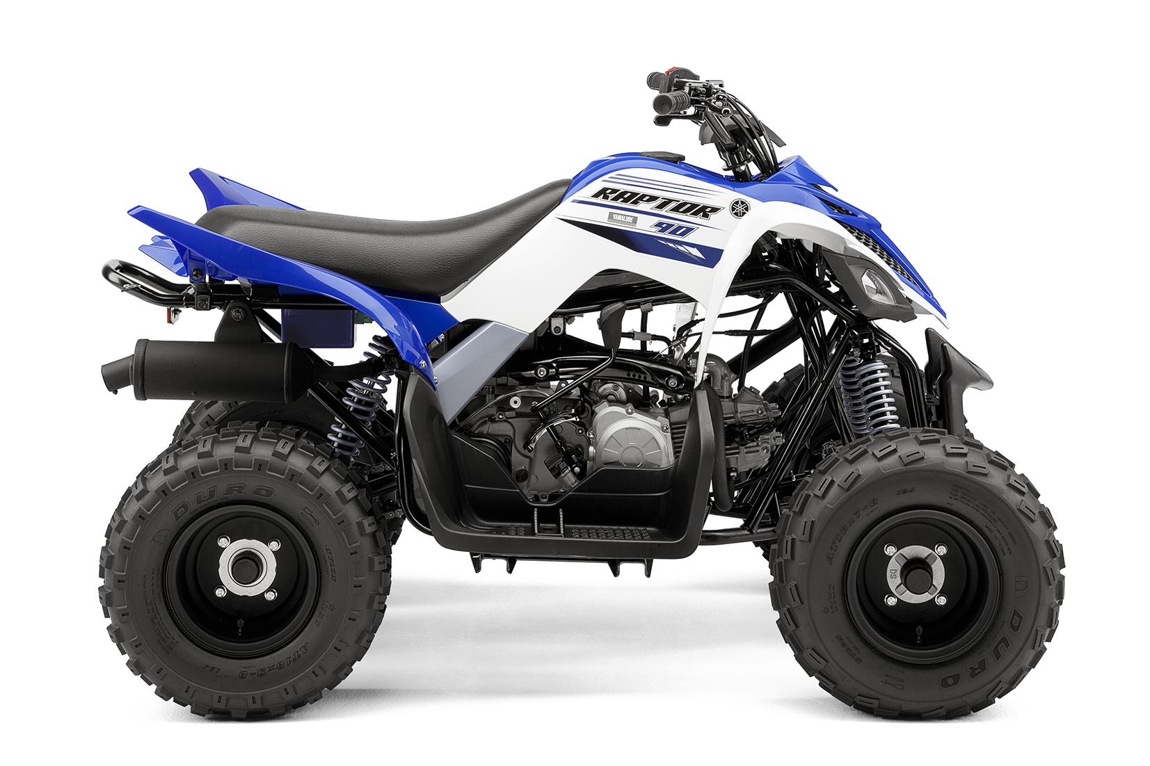 Wheeler Yamaha Raptor