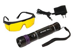 OPTI-PRO Max True UV LED Leak Detection Flashlight