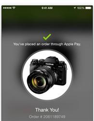 Apple Pay at B&H Photo