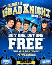 Get treated like royalty at Medieval Times with special ticket prices.