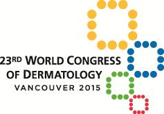 23RD World Congress of Dermatology Logo
