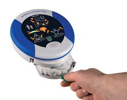 samaritan® PAD 450P AED and Pad-Pak™ cartridge