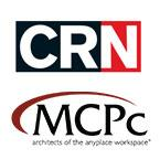MCPc, Tech, CRN, Ranking, Computers, Software, Cloud, Datacenter