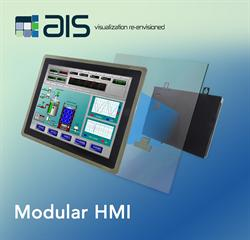 Modular Industrial PC and HMI Panel