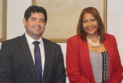 Mossack Fonseca attorneys at AML Forum
