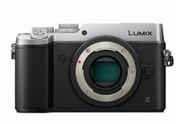 Panasonic Lumix DMC-GX8 silver