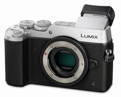 pop up viewfinder at DMC-GX8 Silver Camera