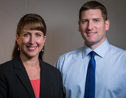 Drs. Annalisa and Kyle SMith