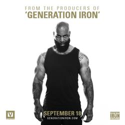 Generation Iron CT Fletcher Feature Film