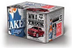 Laker Beer Win a Ram Truck Contest