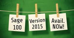 Sage 100 Upgrade Webinar