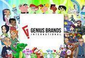 Genius Brands International Logo