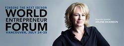 World Entrepreneur Forum 2015 -- Vancouver