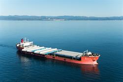 Ledcor Barges