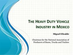 Heavy Duty Vehicle Industry in Mexico
