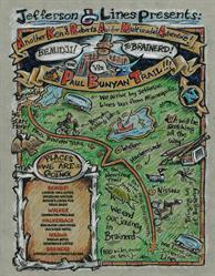 Bemidji to Brainerd Bike Route