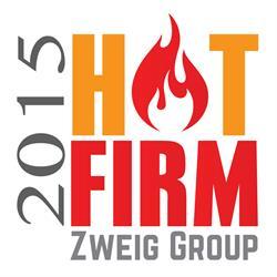 Zweig Group 2015 Hot Firm Winner