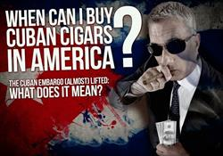 When Can I get Cuban Cigars in America?