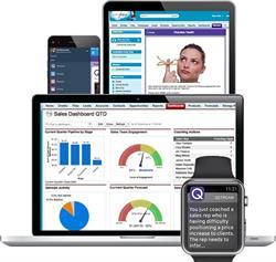 Qstream mobile sales performance platform