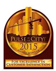 Pulse of the City 2015 Award