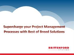 Brittenford Hosts Project Insight Webinar