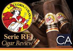 La Gloria Cubana Serie RF Cigar Review