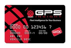 GPS Insight Fleet Fueling Card