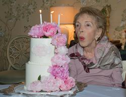 Nancy Reagan's 94th Birthday