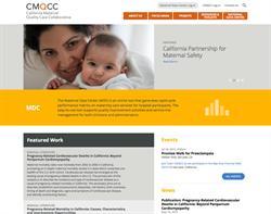 CMQCC Website Design and Development