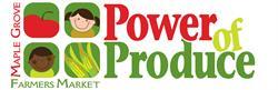 TopLine Federal Credit Union, Credit Union, Maple Grove, Famers Market, PoP, Power of Produce
