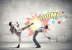 Employee Conflict Fighting