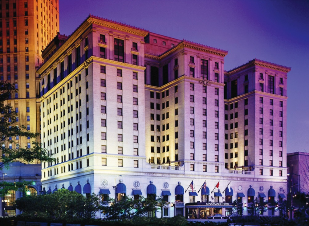 skyline international buys renaissance cleveland hotel. Black Bedroom Furniture Sets. Home Design Ideas