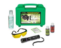 OPK-400M Marine Leak Detection Kit with components spread out