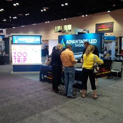 Advantage LED Signs at the AOG General Council 2015