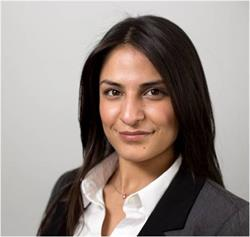 Ashley Valencia, Regional Sales Manager