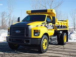 Touch-a-Truck participants