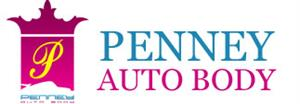 Penney Auto Body Logo