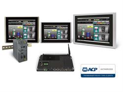 ACP ThinManager Ready Industrial Thin Clients