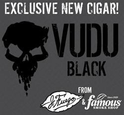 VUDU Black by J. Fuego